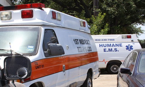 Ambulance repair houston